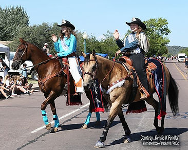World's Oldest Continuous Rodeo Parade