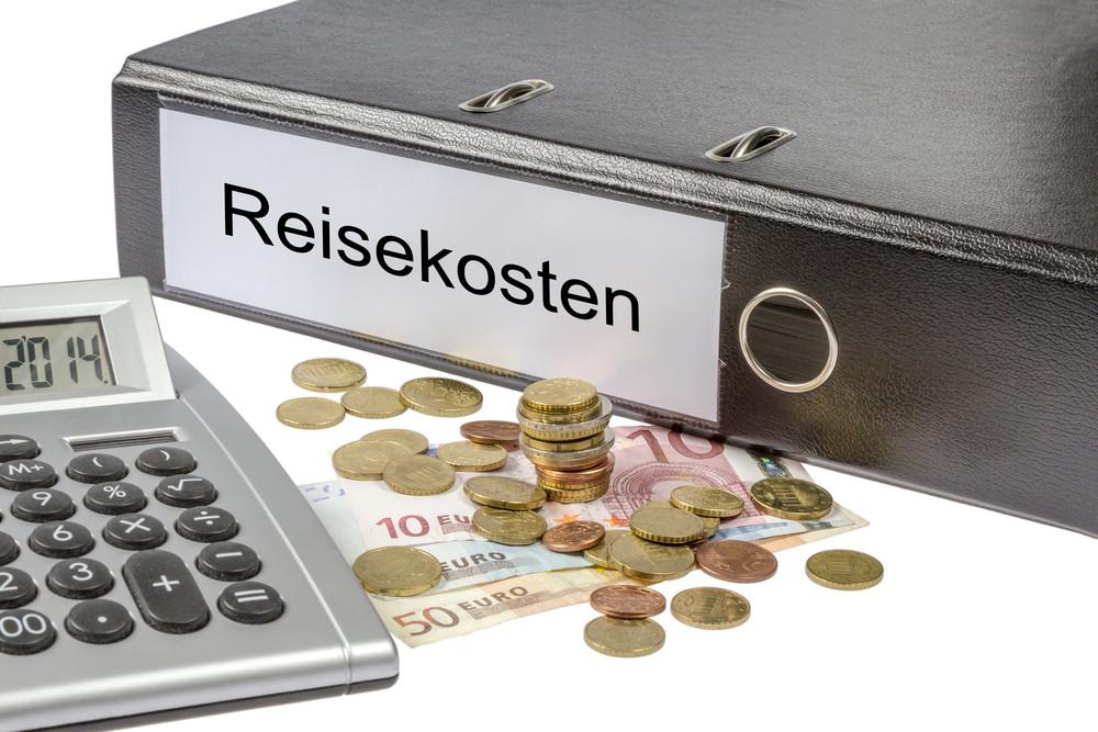 reisekosten 2018 shutterstock.com © kunertus