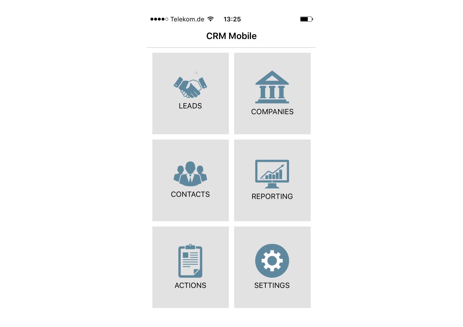Neu Crm Mobile App