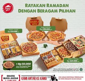 PROMO Pizza Hut Mei 2020
