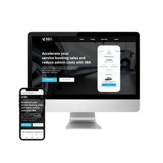 App website (b2b)