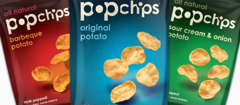 Pop Chips - Tactical Consumer Marketing