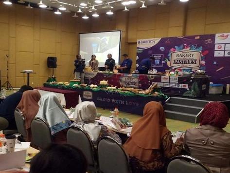 Demo Masak Sambil Bahas Bisnis Digital Bareng Sriboga