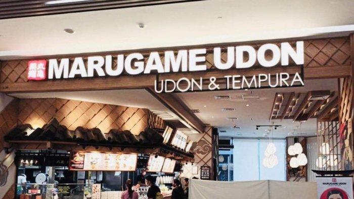Salah satu resto makanan ala Jepang di Lantai GF, Grand Batam Mall adakan promo set makanan sebesar 30 persen