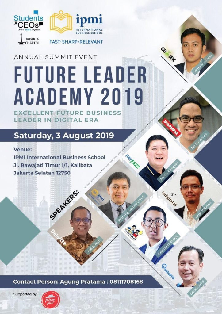Future Leader Academy 2019