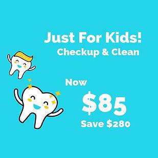 Kids Comprehensive Checkup