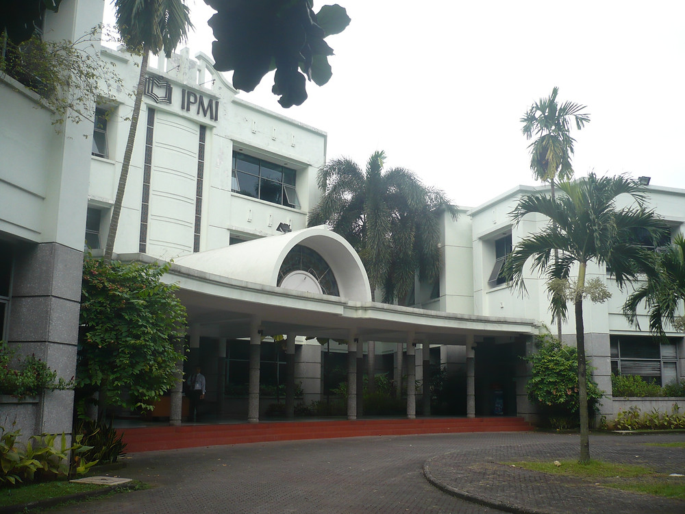 IPMI International Business School building