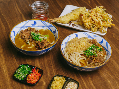 Beef Curry Udon for Curry Lovers