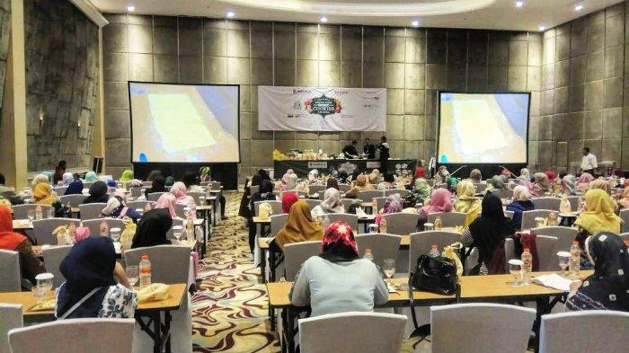 Sriboga Flour Mill Baking Demo in Bandung
