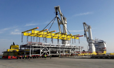 Consortium Jumbo Shipping _ Biglift Ship