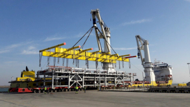 Consortium Jumbo Shipping _ Biglift Ship