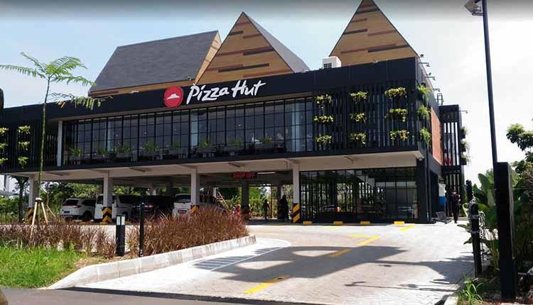 Pizza Hut menargetkan bisa membangun 60 toko baru sepanjang Semester II 2019.