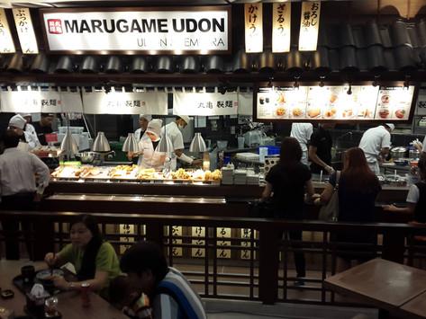 Marugame Udon and Tempura Serve Food