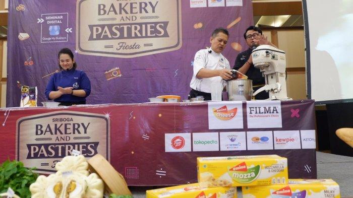 Baking & Digital Business workshop.