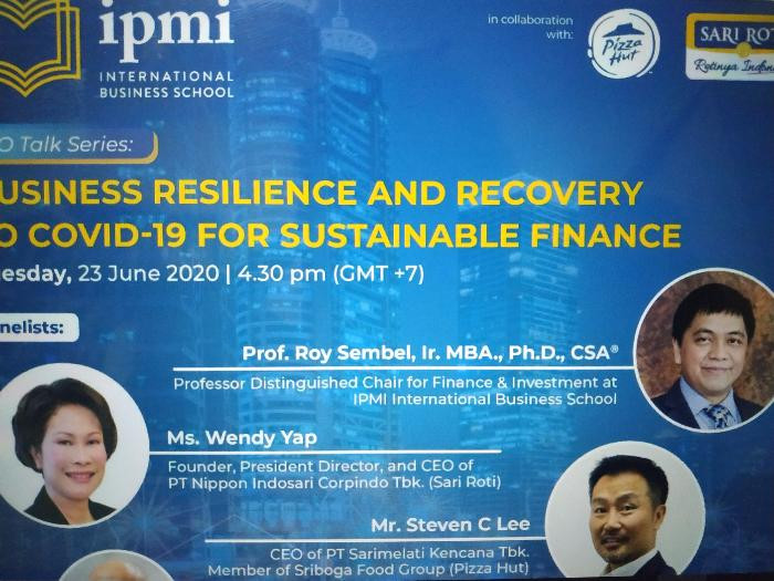 IPMI CEO Talk Series