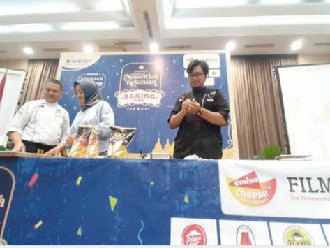 Sriboga Flour Mill Gelar Grand Baking Demo dan Seminar Kemasan Inovatif