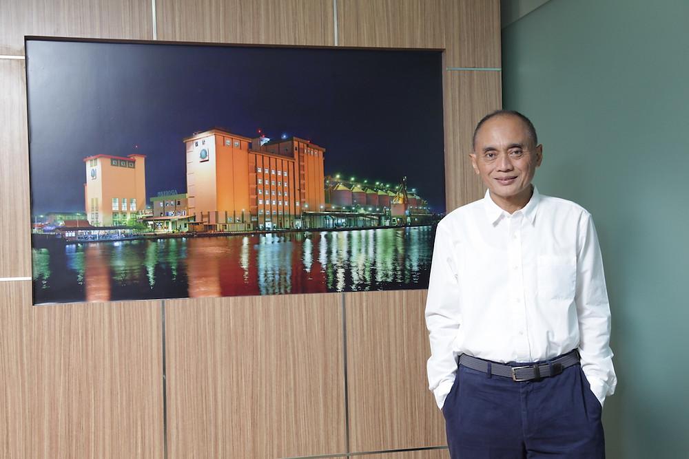 Alwin Arifin CEO of  PT. Sriboga Raturaya