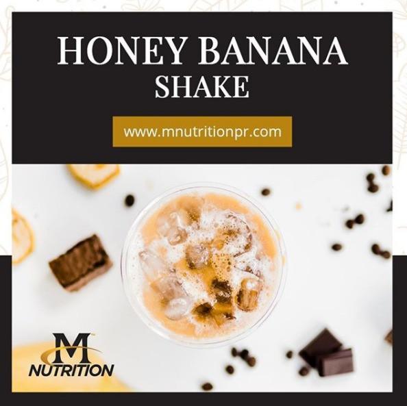 Honey Banana Shake