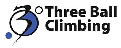 Logo 3ball Ninja Climbing escalade parkour entrainement fitness warrior