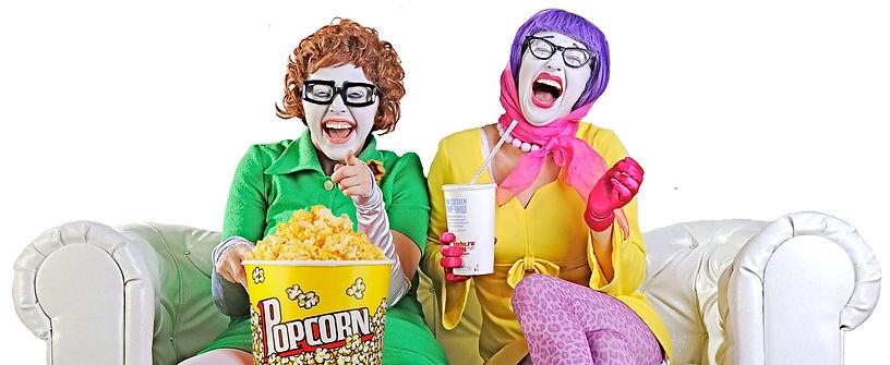 Клавы клоунское трио Видео, Номера Клавы видео, смотреть номер Клавы
