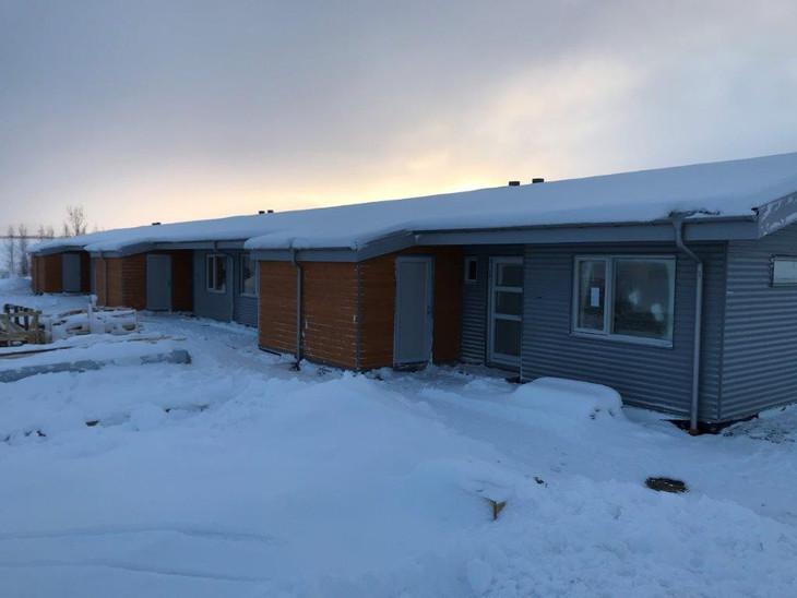 Reinihlid, Iceland