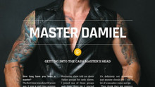 INTERNATIONAL PRESS DISCOVERS MASTER DAMIEL