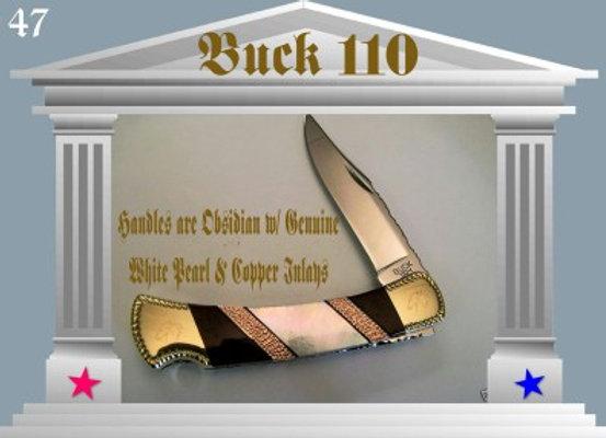 Brass Buck 110-43