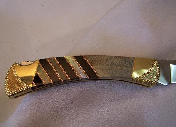 Brass Buck 110-8