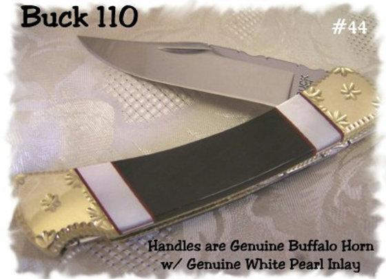 Brass Buck 110-57