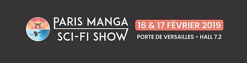 Paris Manga Sci-Fi Show & Grand Art de V