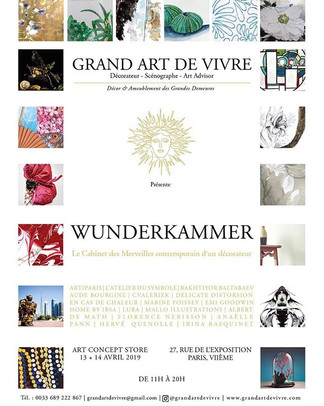 Grand Art de Vivre - Décorateur Art Advisor