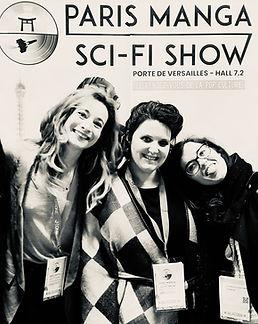 Grand Art de Vivre Paris Manga Sci-Fi Sh