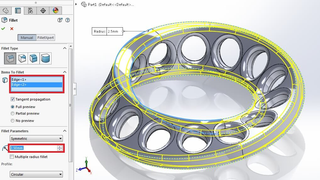 How to make a Mobius Band in Solidworks