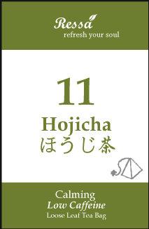 11 Hojicha . Tea Bag