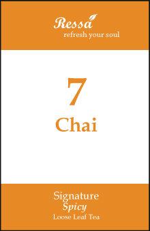 7 Chai . Loose Tea