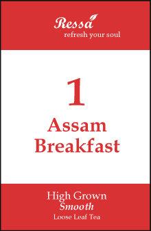 1 Assam Breakfast . Loose Tea