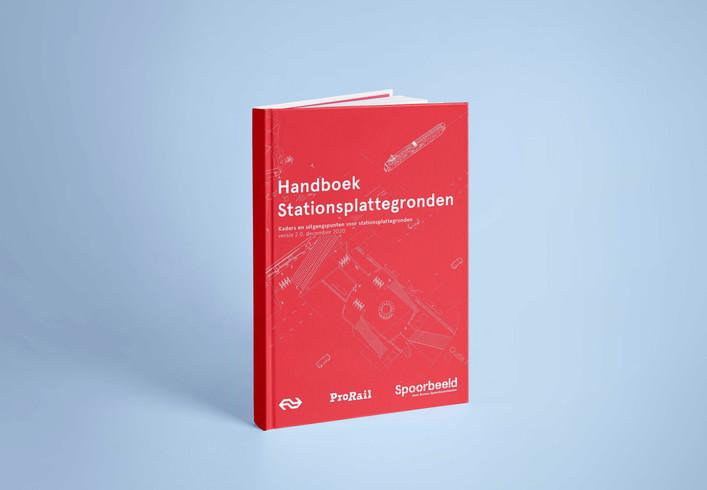 Handboek Stationsplattegronden