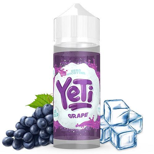 Yeti  - Grape - 100ml