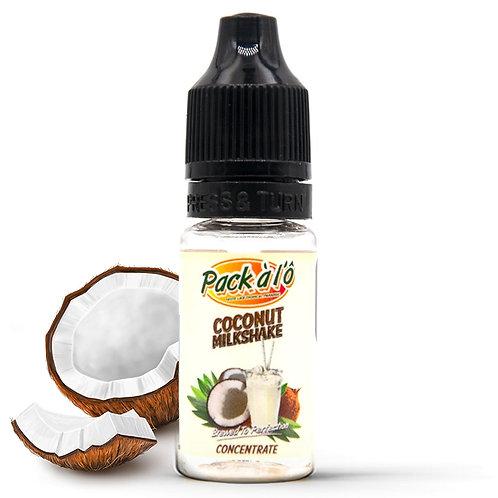 Pack à l'O - Concentré - Coconut Milkshake - 30ml