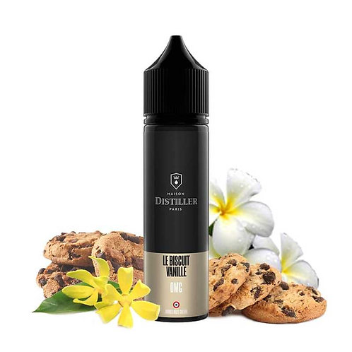 Maison Distiller - Biscuit Vanille - 50ml