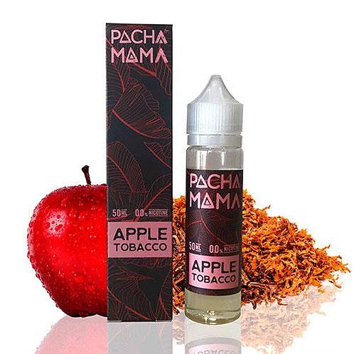 Pacha Mama - Apple Tobacco - 50ml