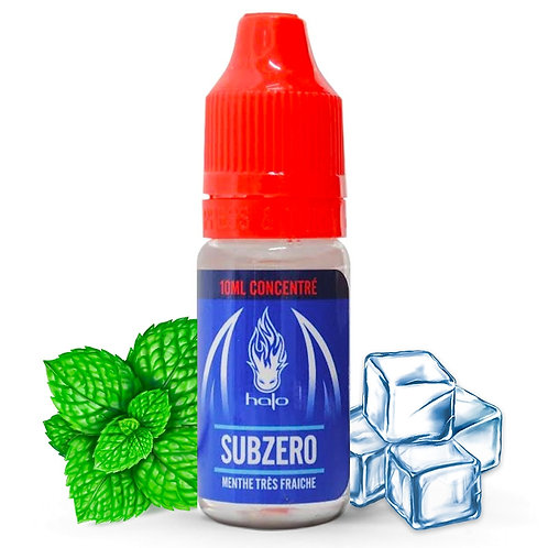 Halo - Concentré - Sub Zero - 10ml