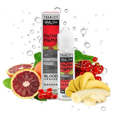Pacha Mama - Blood Orange Banana - 50ml