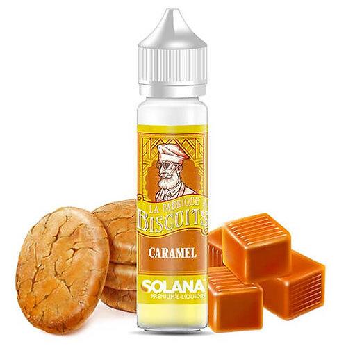 La Fabrique à Biscuit- Caramel - 50ml