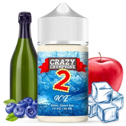 MUKK MUKK - Crazy Champagne V2 Ice - 50ml