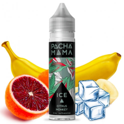 Pacha Mama - Citrus Monkey Ice - 50ml