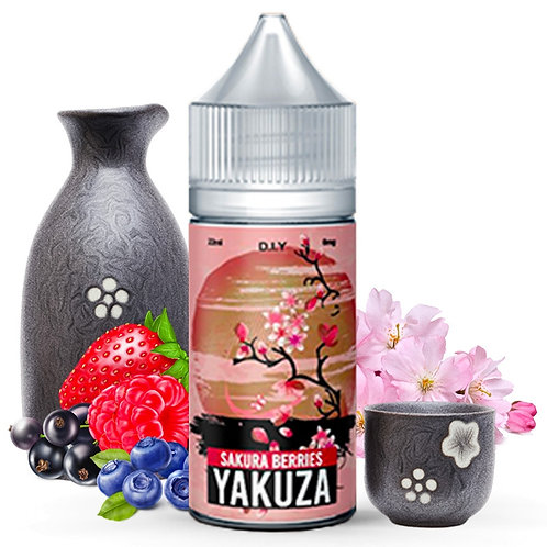 Yakuza - Concentré - Sakura Berries - 30ml