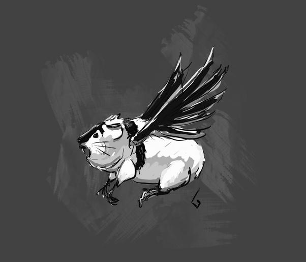 Lemming volant