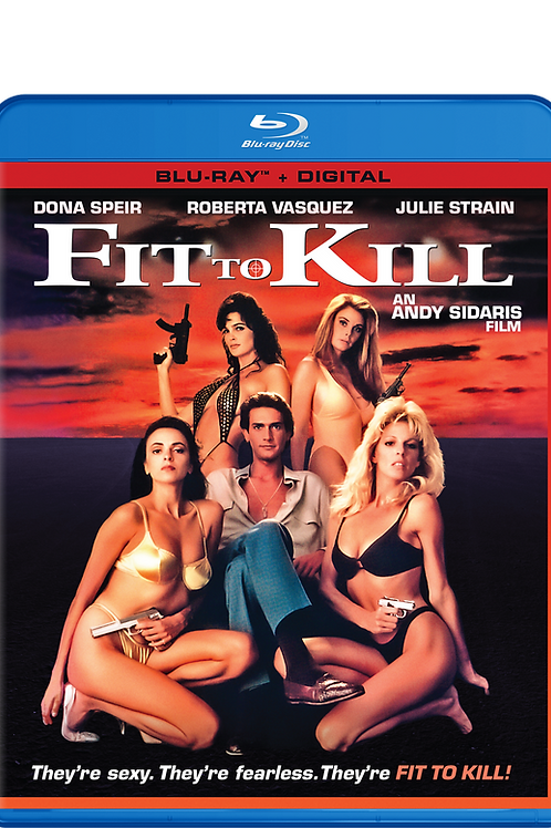Fit to Kill on Blu-Ray