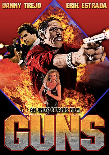 Danny Trejo Talks GUNS and IMDB